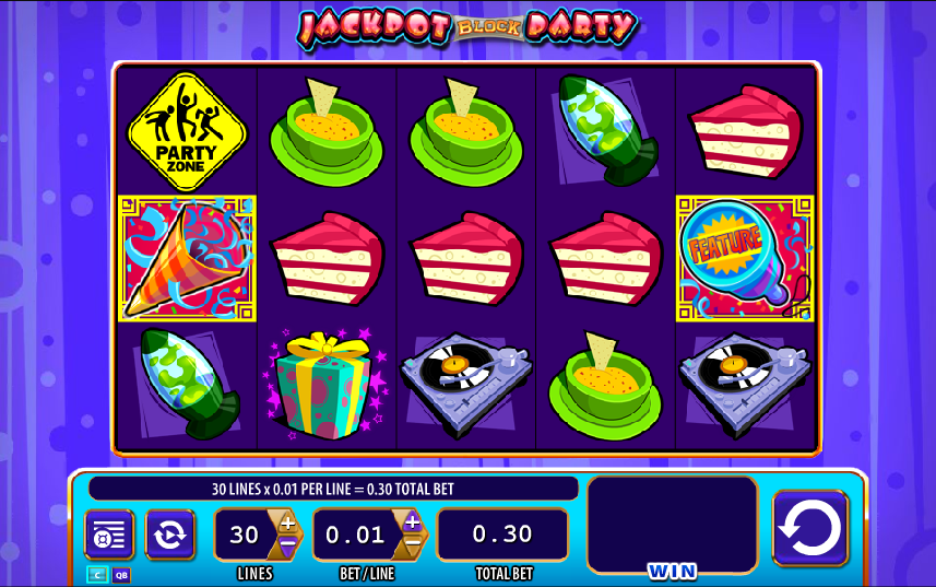 Jackpot Party Slot Review