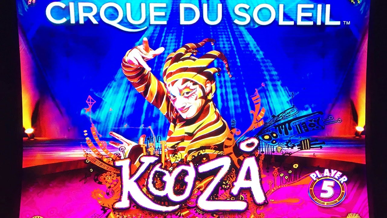 Kooza Slot Review