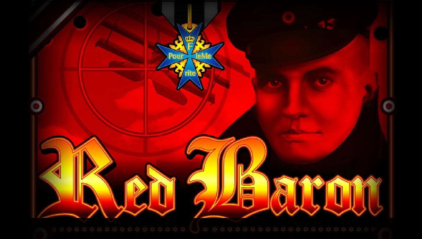 Red Baron Slots Review