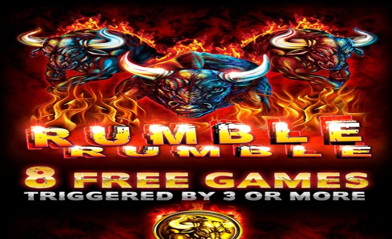 Rumble Rumble Slot Review