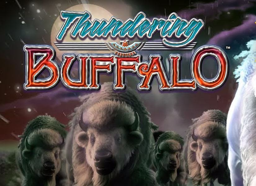 Thundering Buffalo slot Review