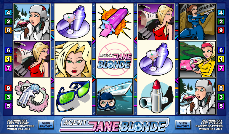 Agent Jane Blonde Review