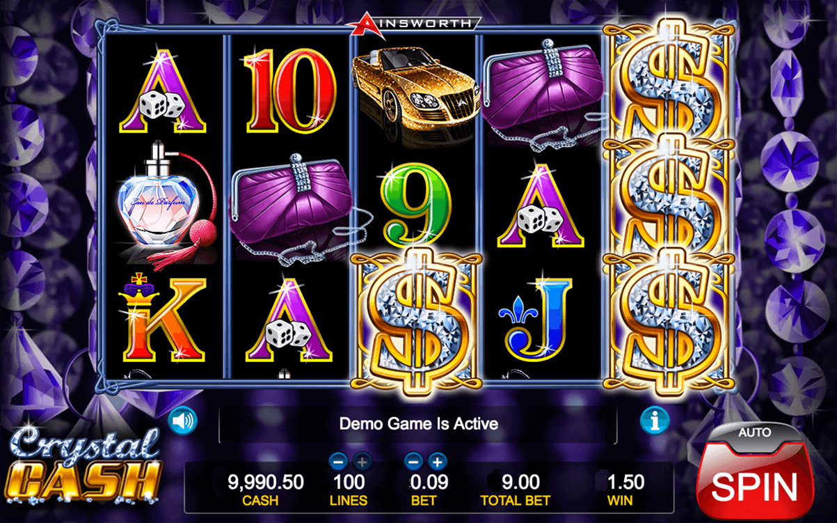 Crystal Cash Slot Review