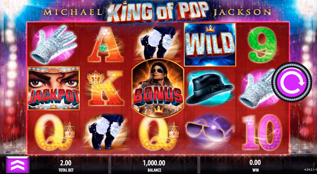 Michael Jackson Slot Review