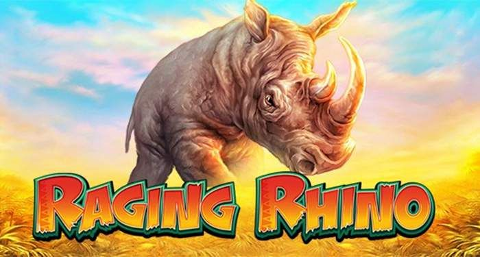 Raging Rhino Slot Review