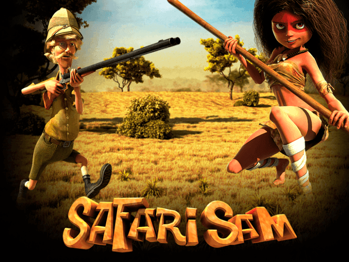Safari Sam slot Review