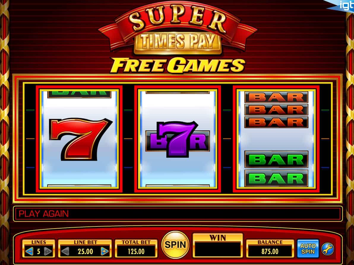 Super Times Pay Slot Review