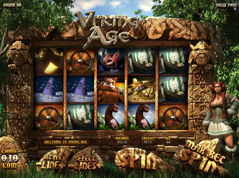 Viking Age Slot Review